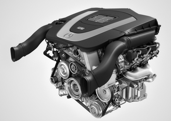 New Engines for the New Mercedes-Benz E-Class Coupé: More Power