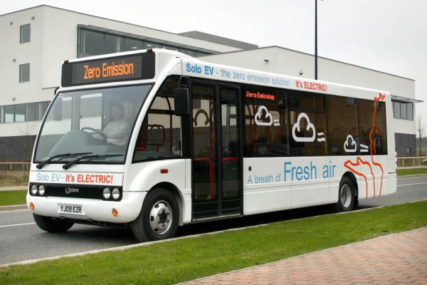 Lithium Ion Car Battery >> Optare Introduces Battery-Electric Bus - Green Car Congress