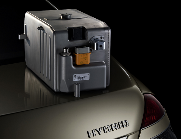Lithium Ion Car Battery >> Design of the Daimler S400 Mild Hybrid System - Green Car ...