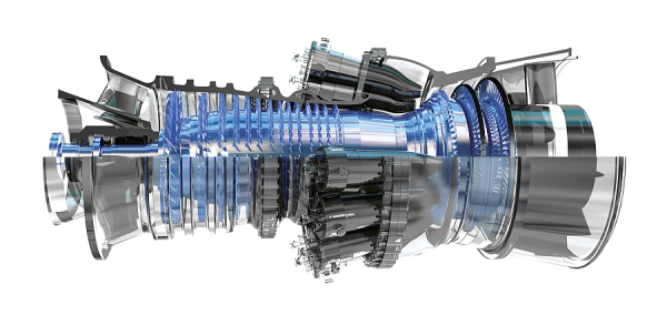Ge Introduces Upgraded 7fa Gas Turbine For Power