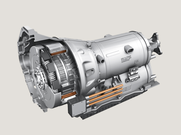 ZF 8-Speed Automatic Transmission Offers Modular Design Adapted for