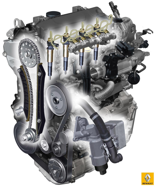 Renault Launching New 2.3L Diesel