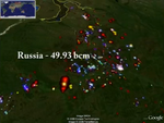 Russiaflaring