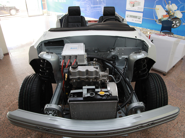 Delta Electronics Targeting Electric Powertrain Market