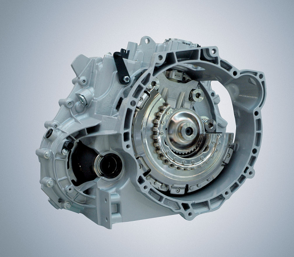 Getrag Begins Series Production of New Powershift ...