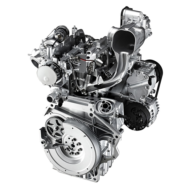 Fiat Introduces 2-Cylinder TwinAir 85 HP in Fiat 500 - Green