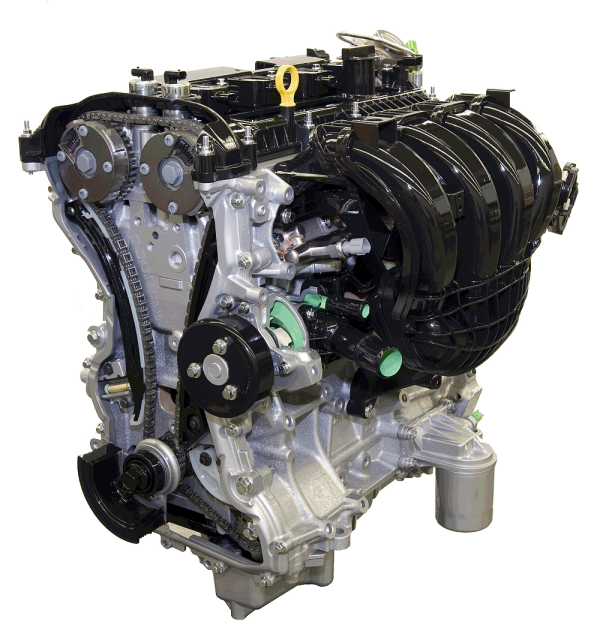 Ford Applying 20L FlexFuel Capable Direct Injection TiVCT    Engine    in 2012 Focus  Green Car