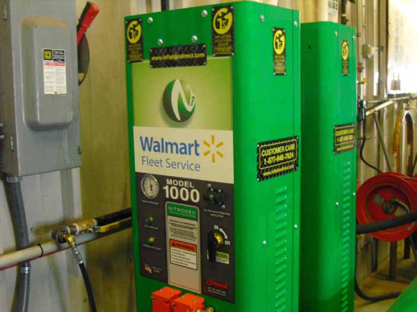 Walmart Using ISG Nitrogen System for Tire Inflation ...