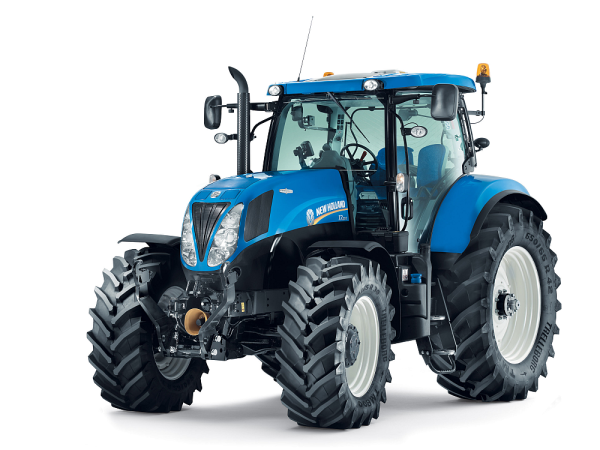 New Holland Agriculture And Fiat Powertrain Launching