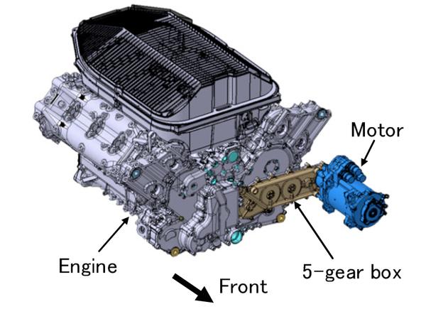 Hondas F1 KERS motor: 60 kW, 21,000 RPM, >7 kg - Green Car