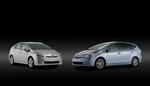 Prius and Prius v