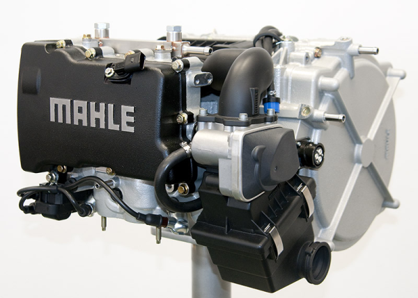 EVO Electric and MAHLE partnering on 2-cylinder range