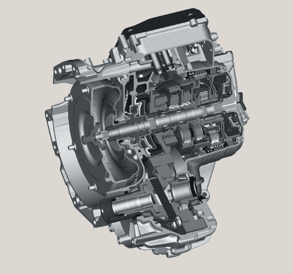 ZF to present new 9-speed automatic transmission for front