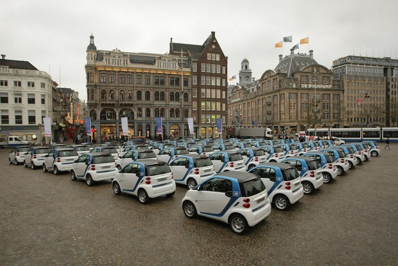 Electric Vehicle Fleet