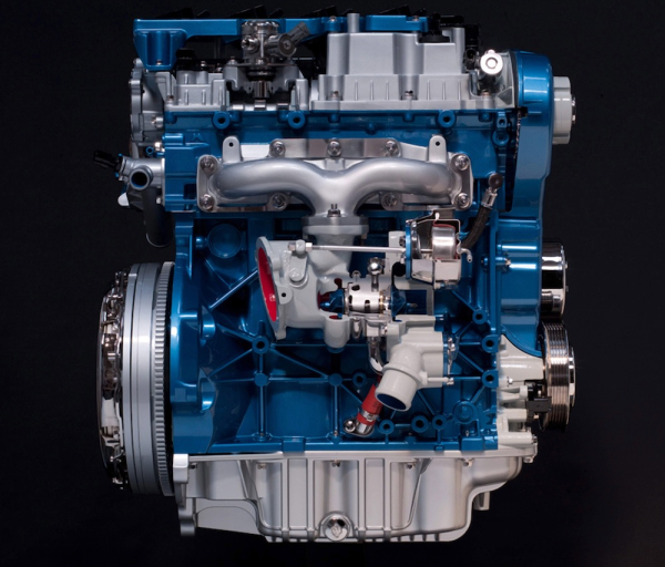 New Ford Escape to offer two EcoBoost engines: 1.6L and 2 ...