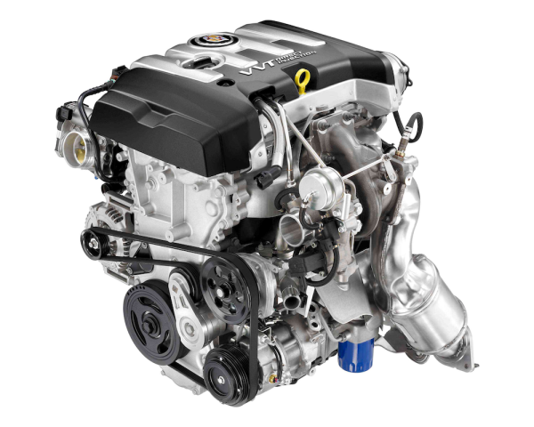 2013 Cadillac Ats 2.0 L Turbo >> GM to introduce new 2.0L direct-injected turbo engine in Cadillac ATS - Green Car Congress