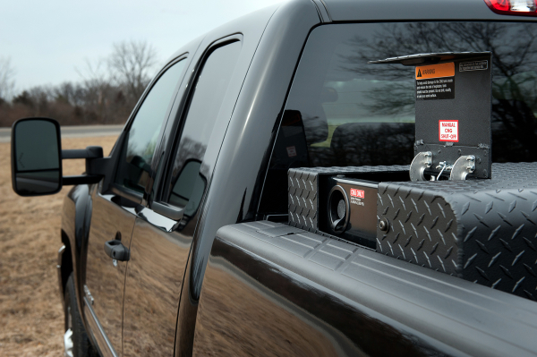 GM introduces CNG bi-fuel Chevrolet Silverado and GMC Sierra pickups