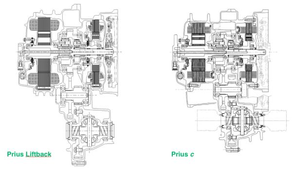 2001 toyota prius wiring diagram manual original
