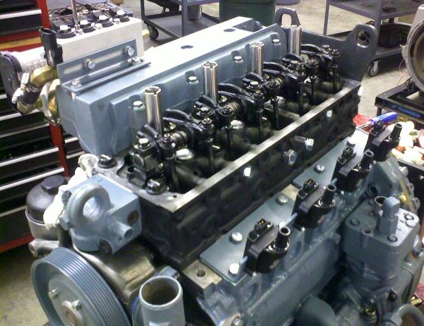 Omnitek develops diesel-to-natural gas engine conversion