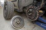 Wheel-hub-motor-retrofit-kit