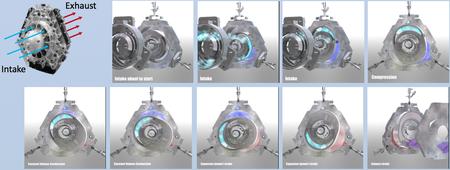 LiquidPiston introduces latest X-series version of HEHC
