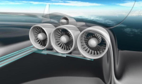EADS demonstrating electric and hybrid aviation propulsion