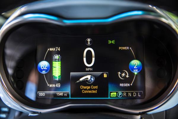 Chevrolet Spark EV: speedy, smooth and quiet