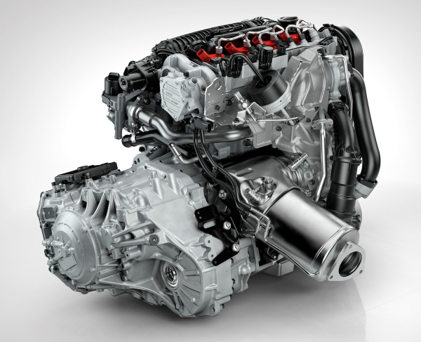 Volvo Drive-E engines delivering NEDC fuel consumption in