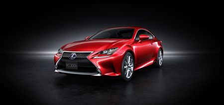 Lexus Rc 300h Hybrid Click To Enlarge