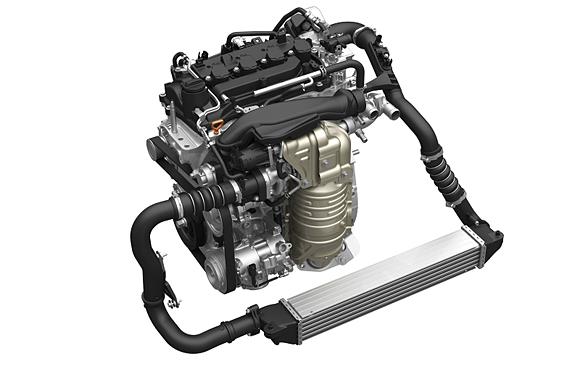 Honda develops VTEC Turbo direct injection gasoline engine