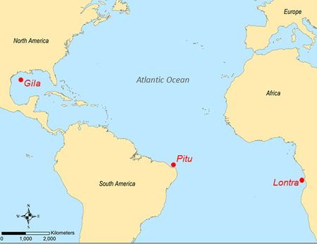 Map_showing_locations_of_Gila_Lontra_Pitu