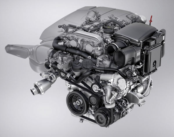 Mercedes brings lean-burn, stratified BlueDirect to CLA-Class for 7