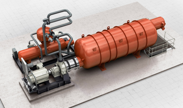 Siemens Introduces New Organic Rankine Module For Waste