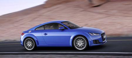 New 3rd generation Audi TT sel offers fuel economy of 56 mpg ...