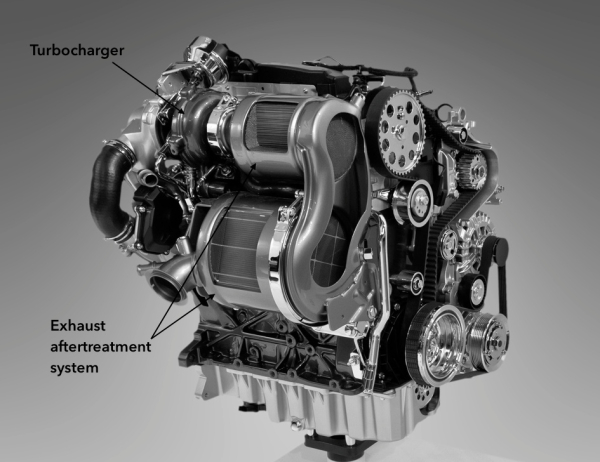 A closer look at the basics of Volkswagen Group's important new 2 0L