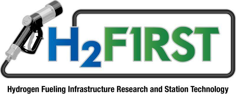 H2FIRST Logo