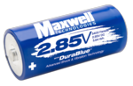 Maxwell_2.85 w DuraBlue cell