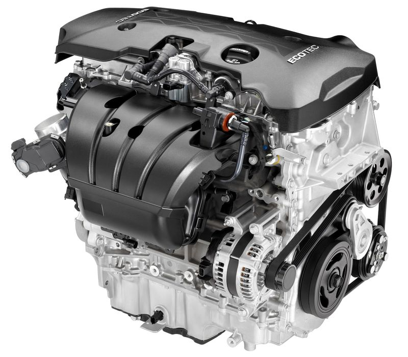97% of US buyers opted for 2.5L stop/start base engine on 2014 - 15 Malibu