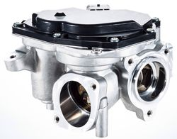 DENSO develops EGR valve unit with integrated air intake throttle
