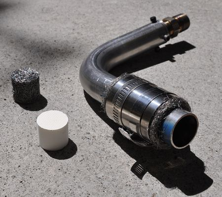 UC Riverside team wins EPA design contest with lawnmower exhaust aftertreatment device
