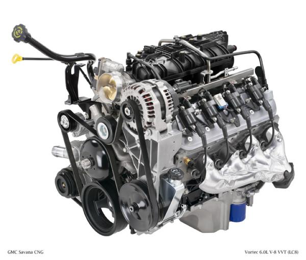 Review Chevrolet Silverado 2500hd With Bi Fuel Cng Option