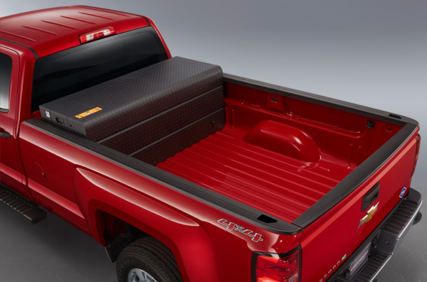 Review: Chevrolet Silverado 2500HD with bi-fuel CNG option - Green