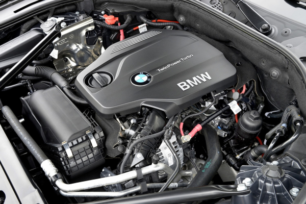 Two New Generation Twinpower Turbo Diesels In Bmw 518d And