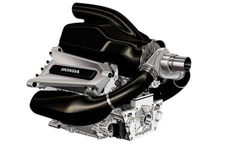 Honda Formula 1 power unit