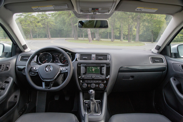 2015 VW Jetta TDI: a more refined, powerful and efficient