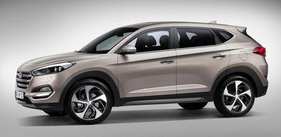Hyundai Tucson - Profile