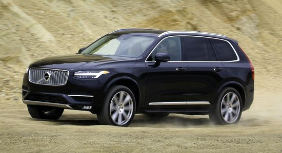 first drive volvo xc90 t8 drive e twin engine phev sets a high bar for full size luxury suv. Black Bedroom Furniture Sets. Home Design Ideas