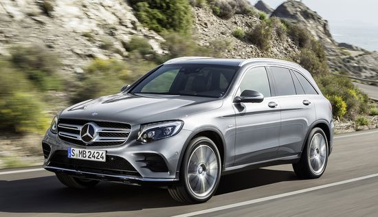 mercedes benz premieres 2nd generation glc and plug in hybrid glc 350 e 4matic green car congress. Black Bedroom Furniture Sets. Home Design Ideas