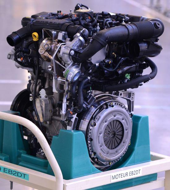 New PSA 1 2-liter 3-cylinder turbo takes International