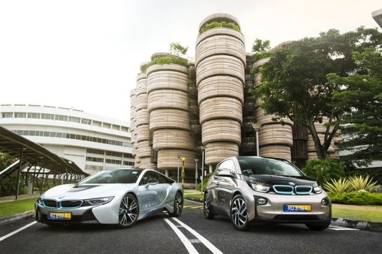 BMW Group and NTU Singapore launch US$965K electromobility research program; Electromobility in Asia and Smart Materials